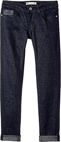 Levi's® Kids 710 Shine Jeans (Big Kids)