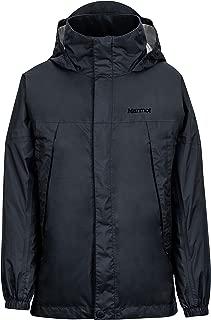 PreCip Boys' Lightweight Waterproof Rain Jacket