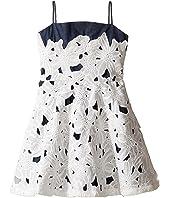 fiveloaves twofish - Daisie's Denim Party Dress (Big Kids)