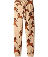 mini rodini - Donkey All Over Print Sweatpants (Infant/Toddler/Little Kids/Big Kids)