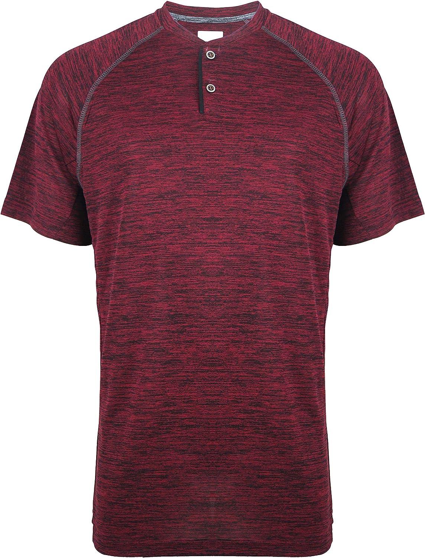 TanBridge Men's Quick Ranking Rare TOP18 Dry Golf Polo Fit Slim Short S Shirts
