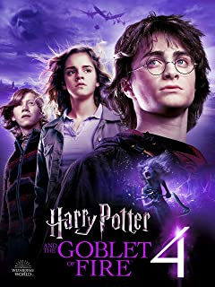 harry potter goblet of fire free