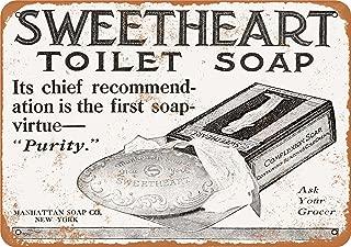 Best vintage sweetheart soap Reviews