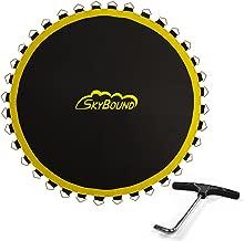 trampoline frame material
