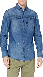 G-STAR RAW Men's Arc 3D Slim Shirt