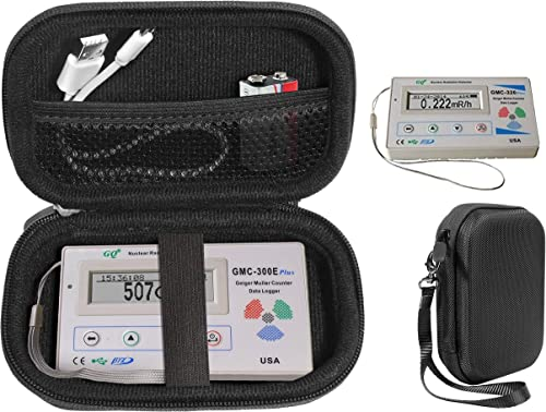 lowest getgear 2021 case for GQ GMC300EPlus Fullfill Digital Nuclear Radiation Detector Monitor Meter, New GQ GMC-320 high quality Plus Geiger Counter Nuclear Radiation Detector Monitor Meter(black) outlet sale