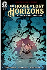 The House of Lost Horizons: A Sarah Jewell Mystery #2 Kindle Edition