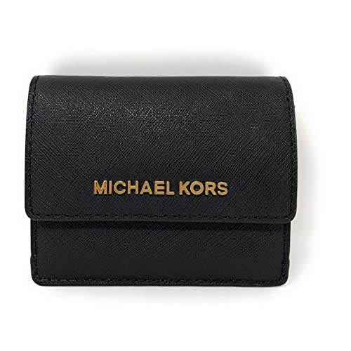 2101016417c3 Michael Kors Jet Travel Credit Card Case ID Wallet with Key Ring