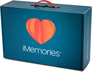 iMemories SafeShip Kit with $60 Conversion Reimbursement, Digitally Convert Your Family's Home Movies and Photos