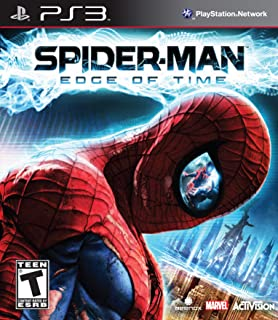 Spider Man: Edge of Time (輸入版) - PS3