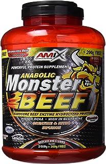 Amix Monster Beef 2 Kg+200 Gr  Frutas Del Bosque 2200 g
