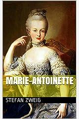 Marie-Antoinette Format Kindle