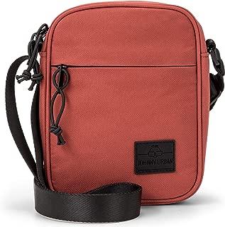 Messenger Bag Men & Women Small Red - JOHNNY URBAN