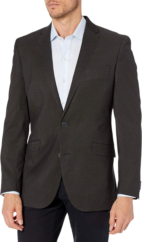 Kenneth Cole REACTION Men's Techni-Cole Stretch Slim Fit Suit Separate