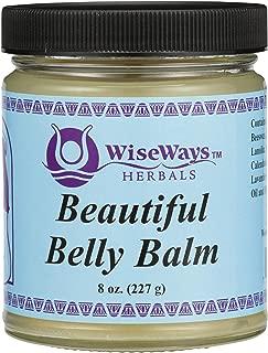 Wiseways Herbals, Beautiful Belly Balm, 8 Ounce