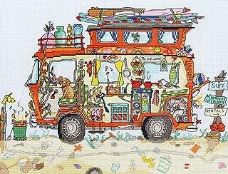 Best campervan cross stitch Reviews