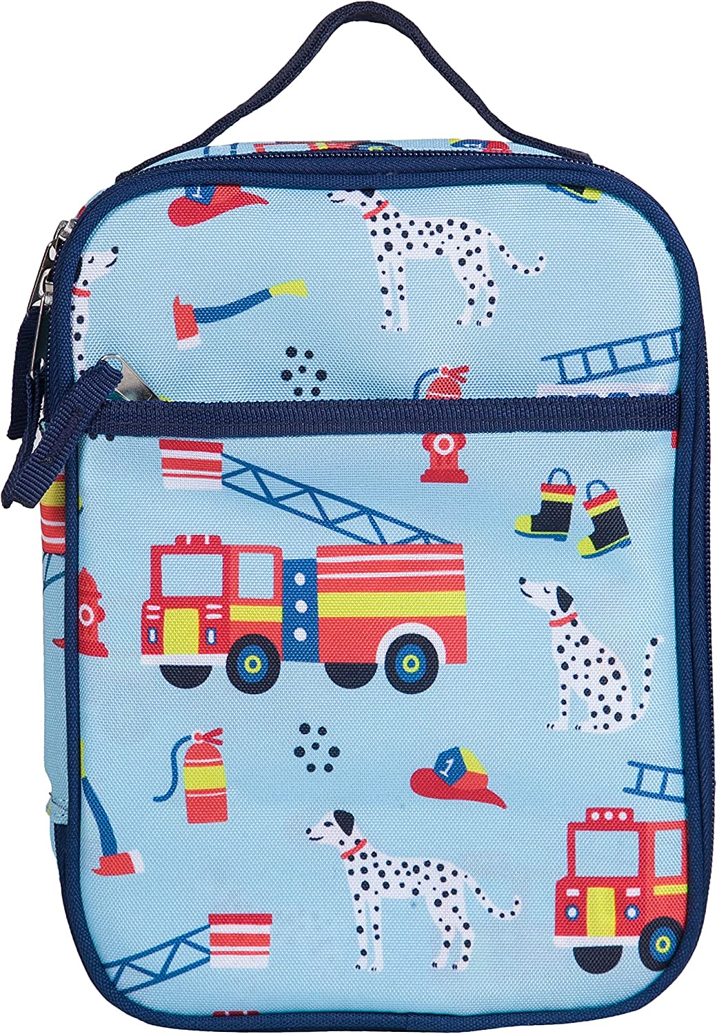 Wildkin Day2Day Kids Max 73% OFF Lunch Box Bag 9. Measures for High quality new Boys Girls