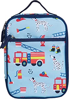 Wildkin Day2Day Kids Lunch Box Bag for Boys & Girls, Measures 9.75 x 7 x 3.25 Inches Lunch Box for Kids, Ideal for Packing...