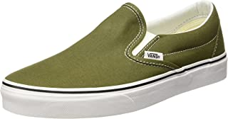 61104edc93091 Vans Unisex Classic (Checkerboard ) Slip-On Skate Shoe