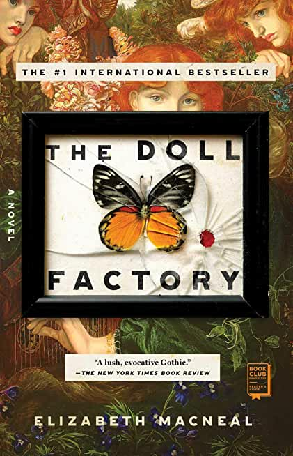 The Doll Factory: A Novel (English Edition)