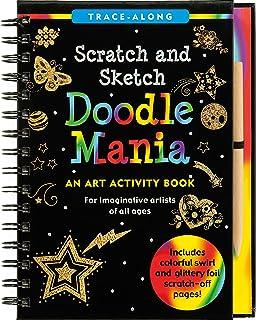 Doodle Mania: An Art Activity Book