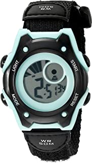 American Design Machine Jr. Kids' Hudson Digital Display Japanese Quartz Watch