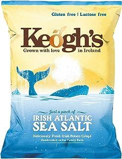 Keogh's Irish Atlantic Sea Salt, 50 g