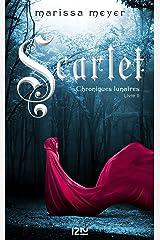 Chroniques lunaires - livre 2 : Scarlet Format Kindle