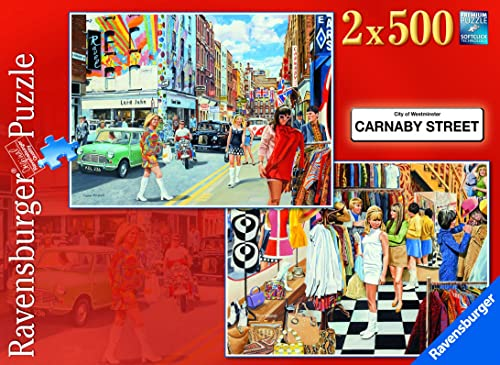Ravensburger Carnaby Street Puzzles (2 500 ile)