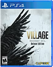Resident Evil Village Deluxe Edition - PlayStation 4...