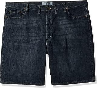 Wrangler Authentics Men's Big and Tall Classic Five-Pocket Jean Short