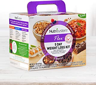 Nutrisystem® Flex 5 Day Weight Loss Kit