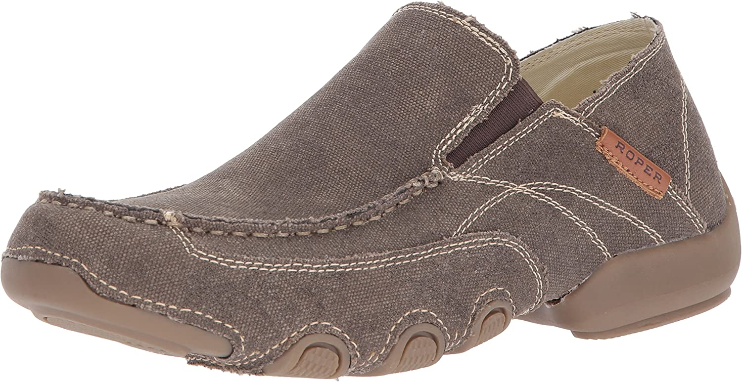 Roper Mens Dougie Driving Style Loafer