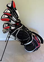 NEW Mens Complete Golf Set Custom Made Clubs for Tall Men 6'0