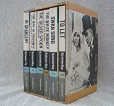 The Forsythe Saga (6 volumes) The Man of Property,  The Silver Spoon, Swan Song, One More River, To Let, The White Monkey,...