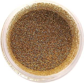 Gold Hologram Glitter Dust, 5 gram container