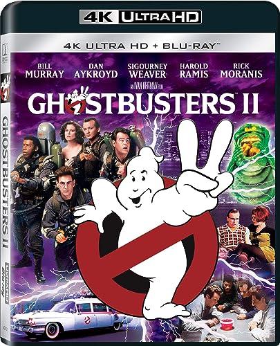 Ghostbusters II 4K Ultra HD