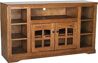 Best solid oak entertainment console Reviews