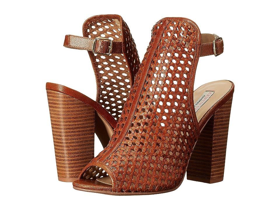 Kristin Cavallari Largo (Mahogany Weave) High Heels