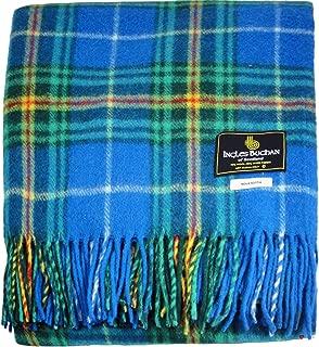 iLuv Nova Scotia Canadian Scottish Tartan Blanket