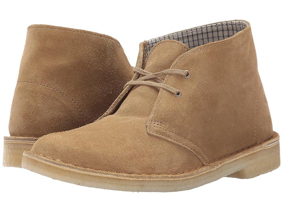 Clarks Desert Boot (Oakwood Suede 2) Women