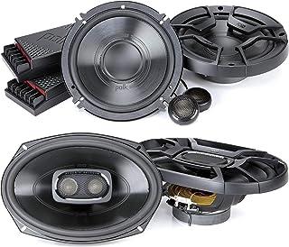 "Polk Audio (DB692+DB6502 Bundle) Polk Audio DB692 DB+ Series 6""x9"" Three-Way Coaxial Speakers & Polk Audio DB6502 DB+ Seri..."