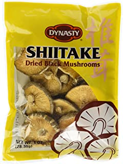 Dynasty Whole Shiitake Mushrooms 1oz