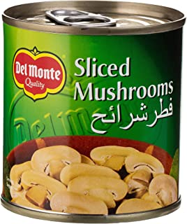 Del Monte Sliced Mushrooms - 200 gm