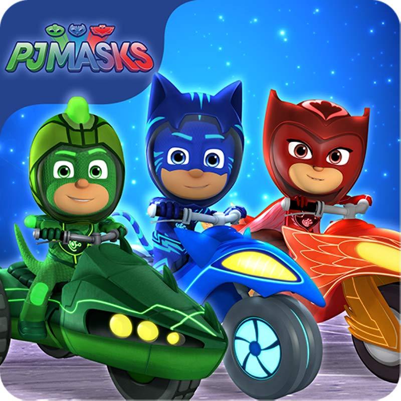PJ Masks Racing Heroes