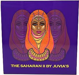 The Saharan II Palette by Juvia's