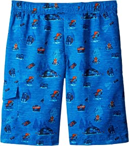 Columbia Kids Solar Stream™ II Boardshort (Little Kids/Big Kids)