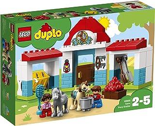 LEGO DUPLO Town Farm Pony Stable 10868 Building Blocks