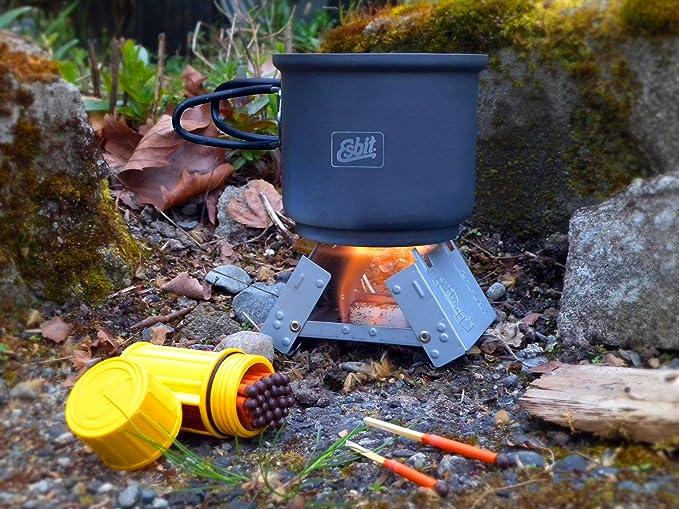 Esbit Campingbedarf - Cocina portátil