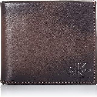 Calvin Klein Jeans Men's Billfold W/Coin Wallets